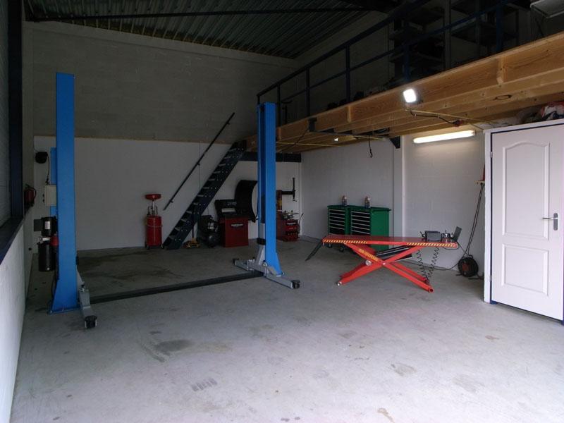 Garage Huren Amsterdam : Selfservice zevenbergen u dé doe het zelf garage